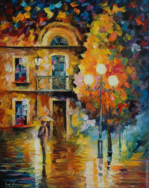 Anticipation (Afremov)