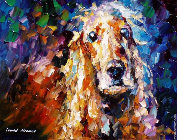 Cocker (Afremov)