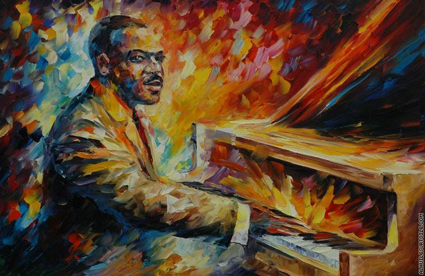 Count Basie (Afremov)