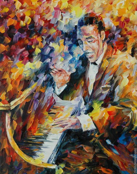 Duke Ellington (Afremov)