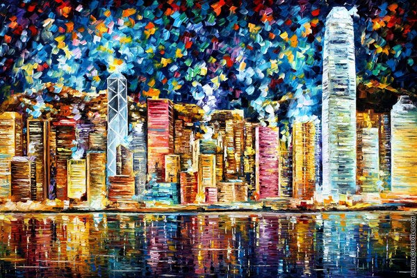 Hong Kong (Afremov)