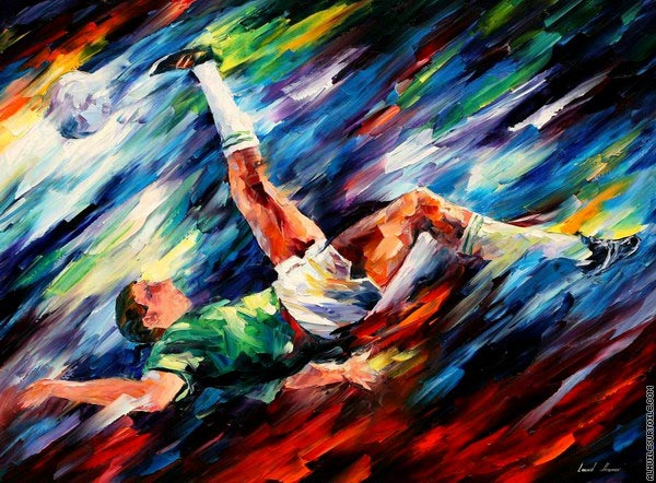 Football (Afremov)