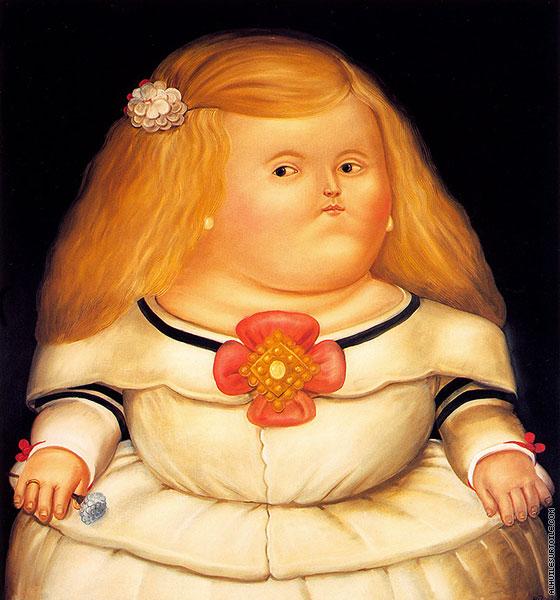 """Résultat de recherche d'images pour """"botero peint les enfants"""""""