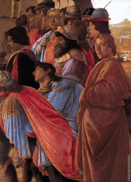 Adoration des Mages 2* (Botticelli)