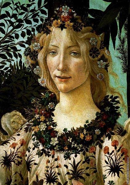 le printemps botticelli