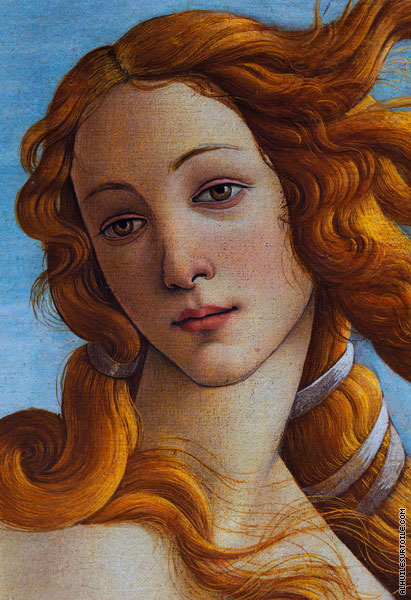 Reproduction Du Tableau La Naissance De Venus Botticelli