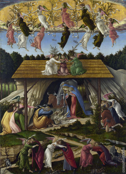 Mystical Nativity (Botticelli)