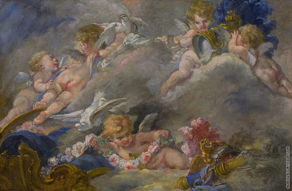 Putti (Boucher)