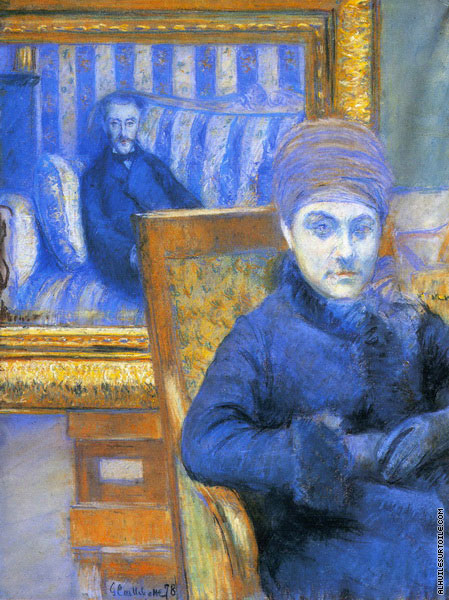 Portrait of Madame X (Caillebotte)