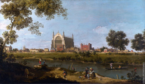 Eton College (Canaletto)