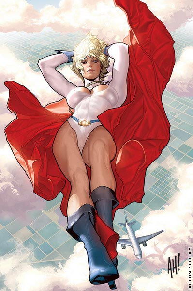 Power Girl 6 (DC Comics)