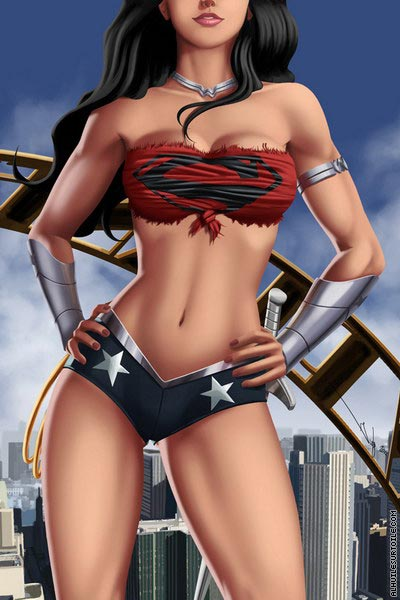 Super Wonder Woman (DC Comics)