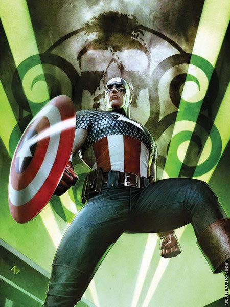 Captain America 7 (Marvel Comics)