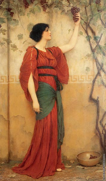 Autumn (Godward)