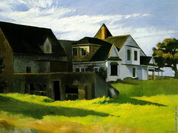 Cape Cod Afternoon (Hopper)