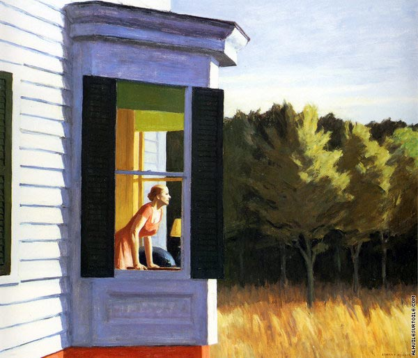 Cape Cod Morning (Hopper)