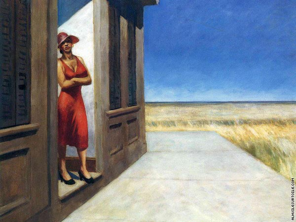 Carolina Morning (Hopper)