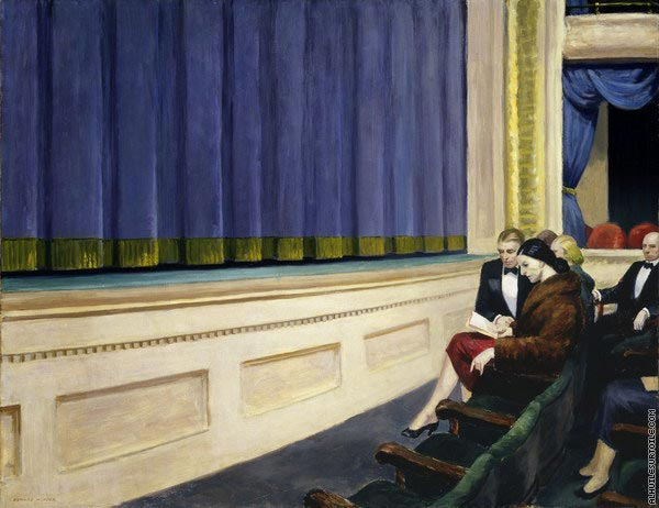 First Row Orchestra (Hopper)