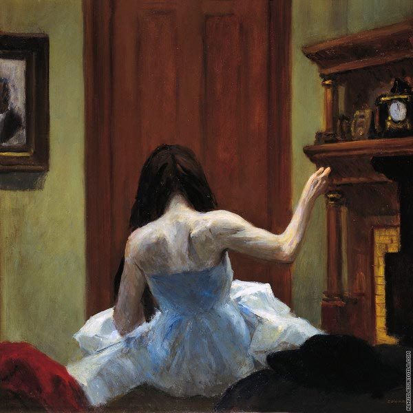 New York Interior (Hopper)