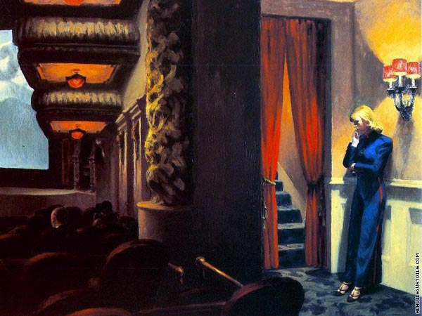 New York Movie (Hopper)