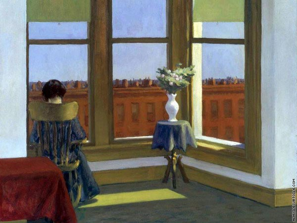 Room in Brooklyn (Hopper)