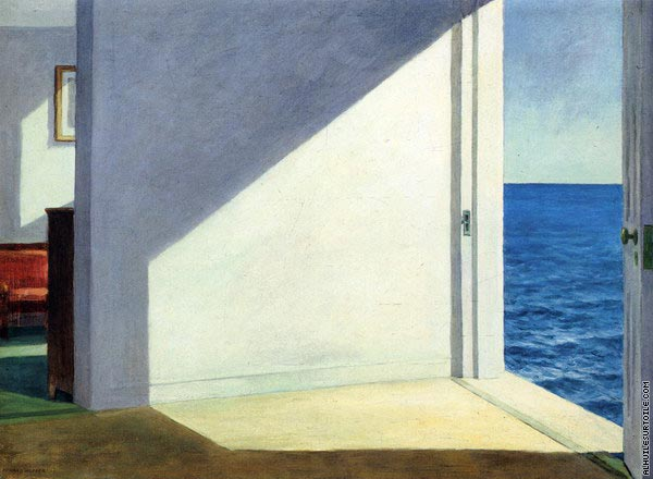 Rooms by the Sea (Hopper)