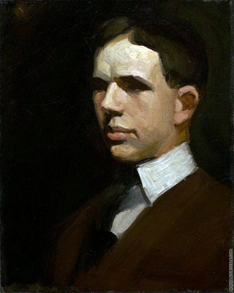 Self Portrait 1 (Hopper)