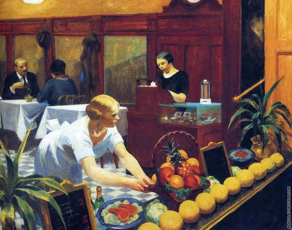 Tables for Ladies (Hopper)