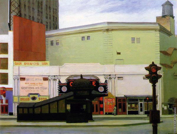 The Circle Theatre (Hopper)
