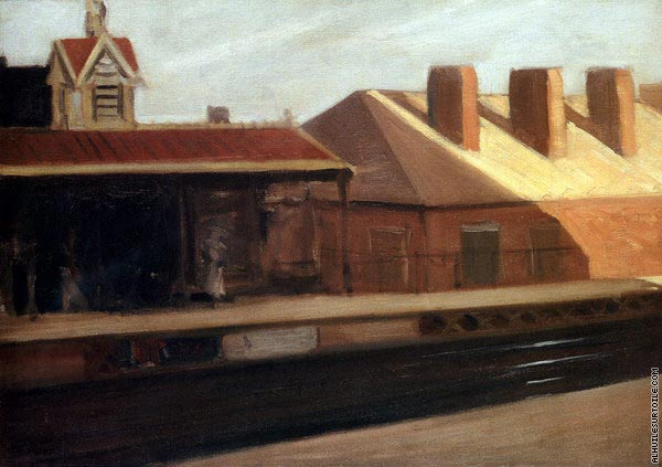 The El Station (Hopper)
