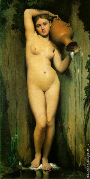 La Source (Ingres)