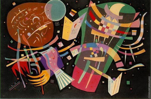 Composition X (Kandinsky)
