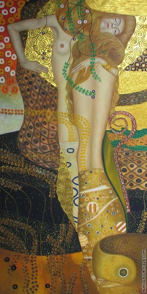 Serpents d'eau (Klimt)