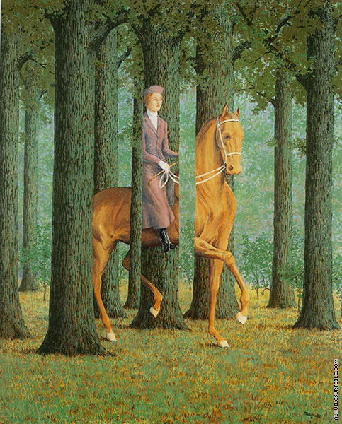 Le Blanc-Seing (Magritte)