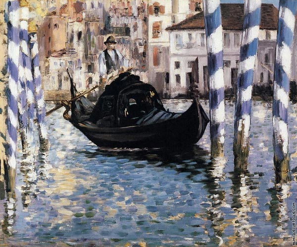 The Grand Canal of Venice (Manet)