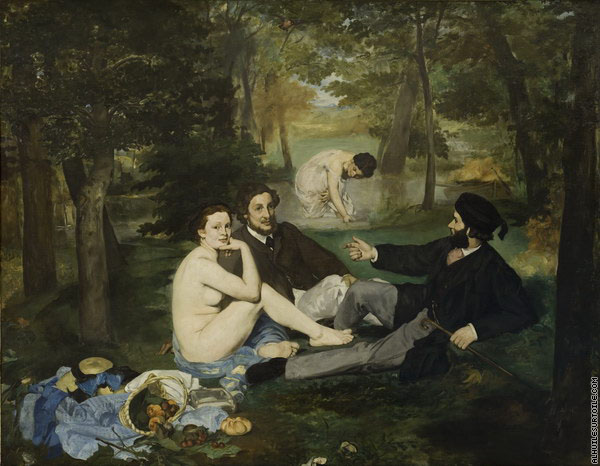 The Luncheon on the Grass (Manet)