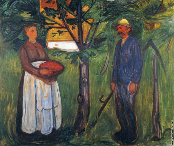 Fertilité (Munch)