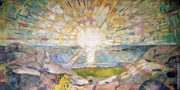 The Sun (Munch)