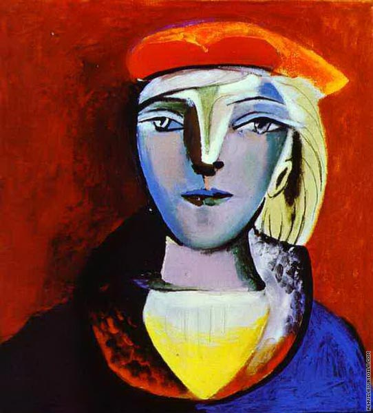 Marie-Thérèse Walter 5 (Picasso)