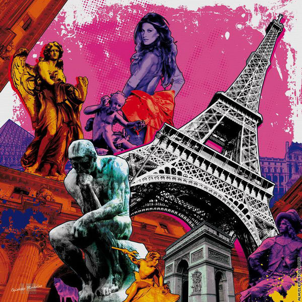 Paris (Pop Art)