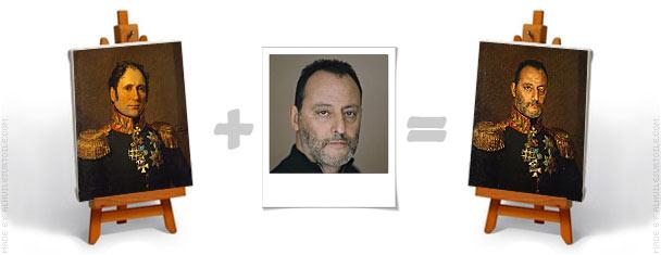 Votre portrait à la façon de George DAWE