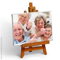 Votre Portrait COULEUR peint à la main à l'huile sur toile