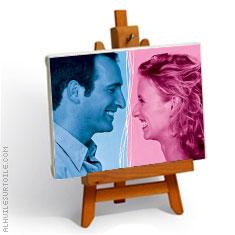 Votre Portrait POP ART façon UN GARS / UNE FILLE