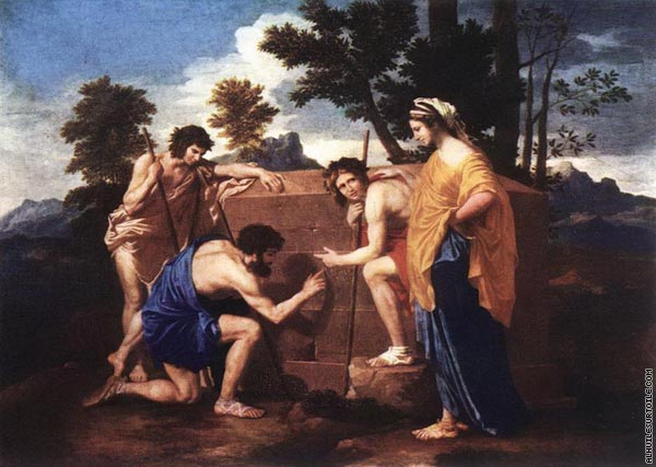 Bergers d'Arcadie (Poussin)