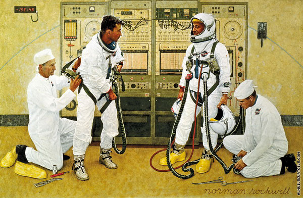 Grissom et Young (Rockwell)