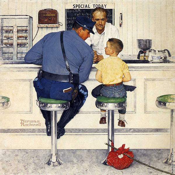 Le Fugueur (Rockwell)