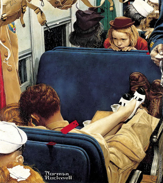 Travel Experience (Rockwell)