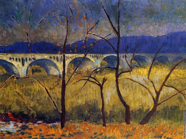 The Aqueduct (Serusier)