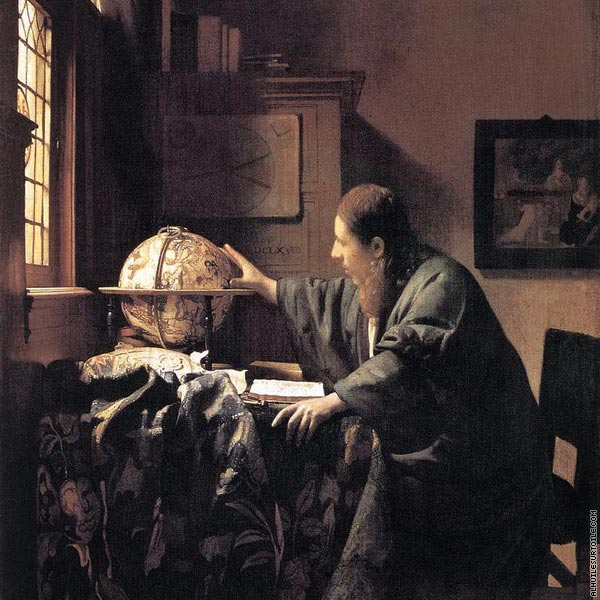 L'Astronome (Vermeer)