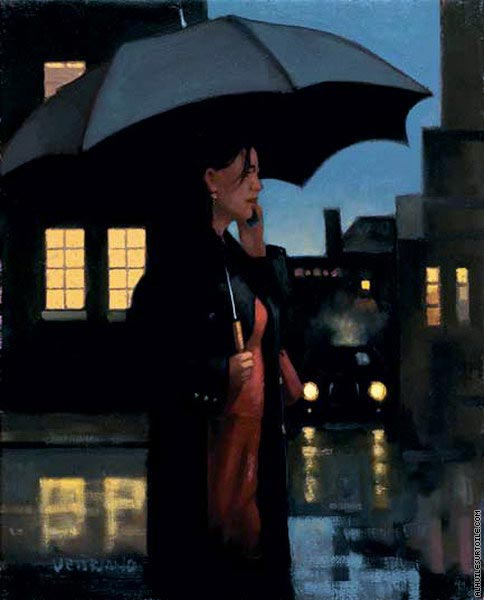 All Systems Go (Vettriano)